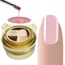 PiNail Light Pink Jel 15 ml Protez Tırnak Jel